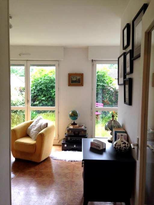 Aucoeurde3 - Troyes - Apartamento