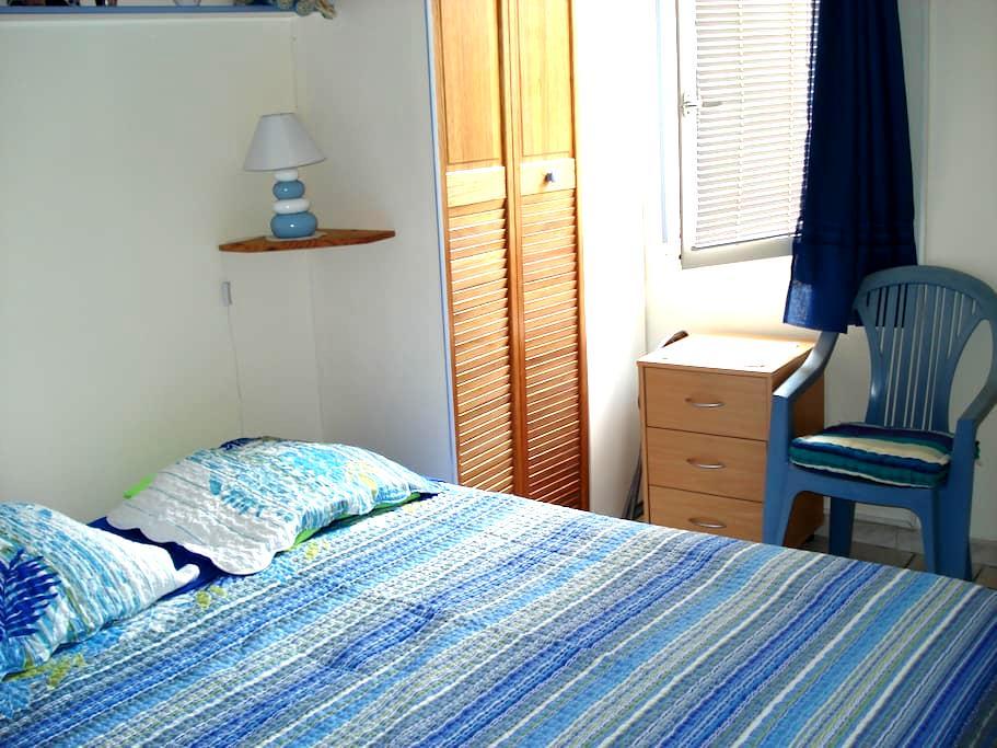 Chambre d'hôte pour 2 personnes - Le Barcarès - Bed & Breakfast