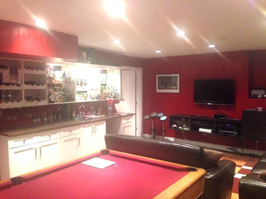 Amazing 1BD Private Suite in Surrey - Surrey