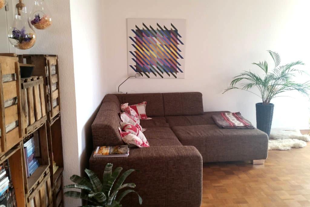 Sunny flat in Munich - München - Apartment