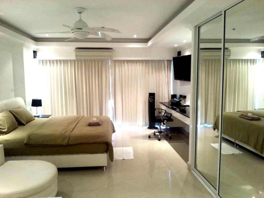 Luxury Beach Studio-CentralPattay18 - Bang Lamung - Leilighet