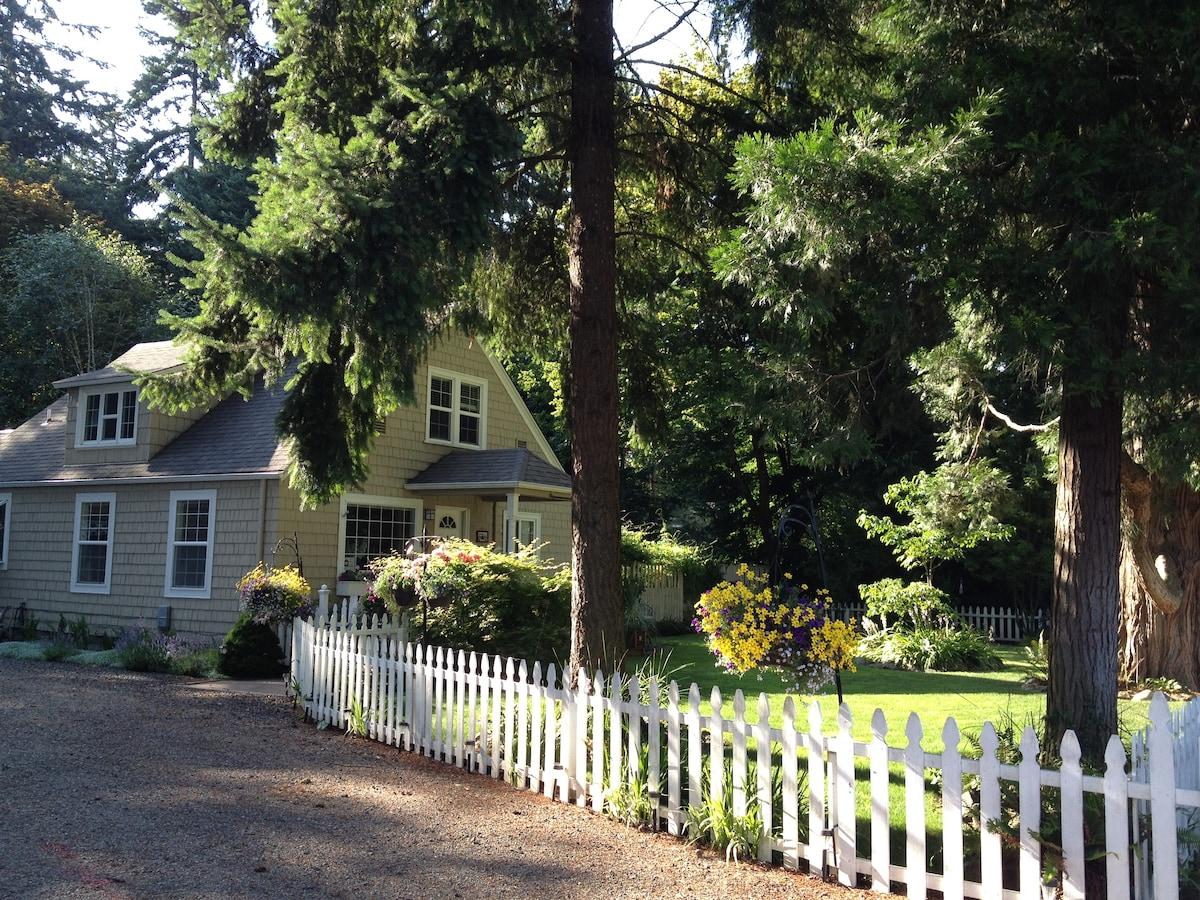 Quaint Cottage Apartment in Eugene