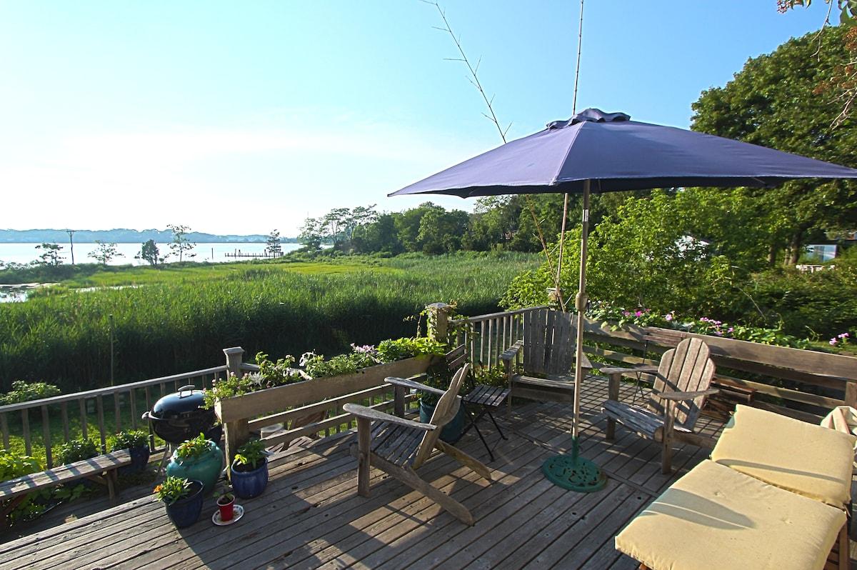 Best water view in Sag Harbor