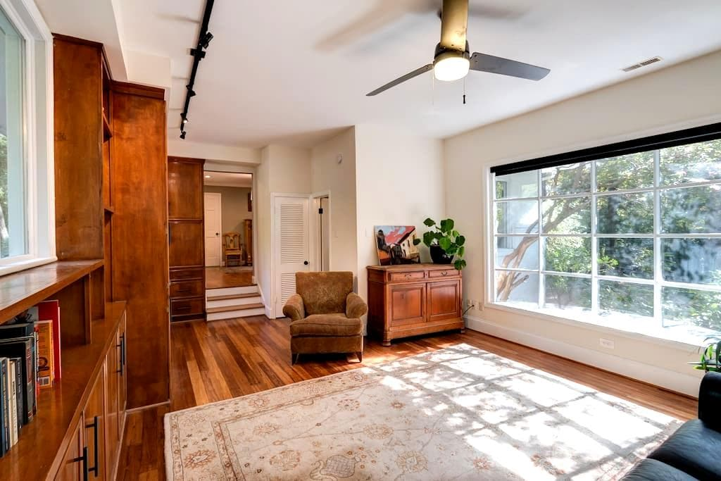 In-Town Chapel Hill Studio Apartment - Chapel Hill - Appartamento