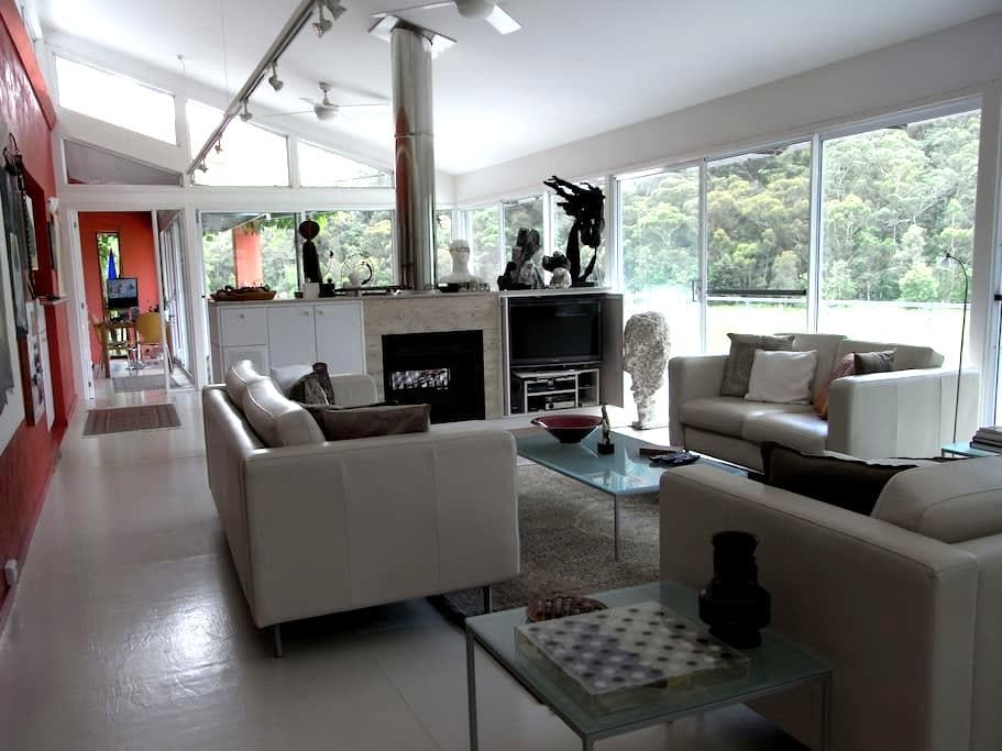 Artist's retreat 90min from Sydney - Spencer - House