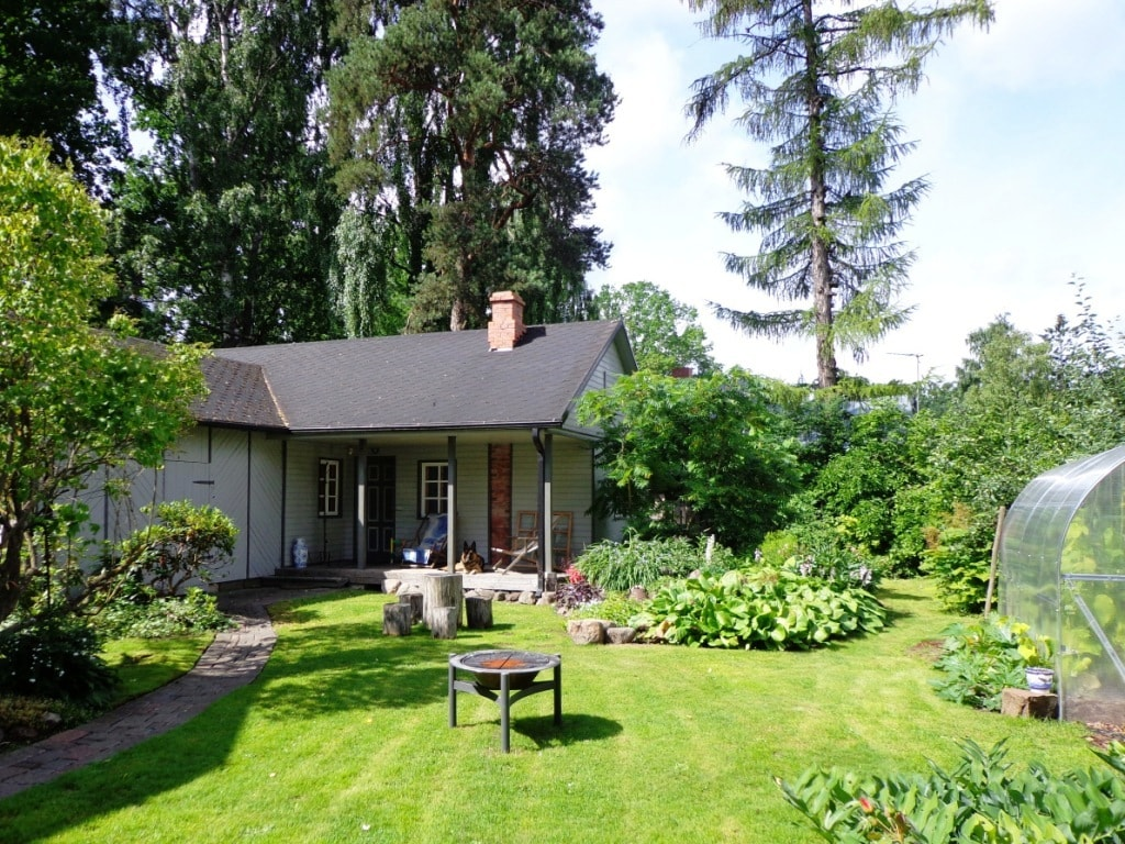 Separate cottage in Jurmala