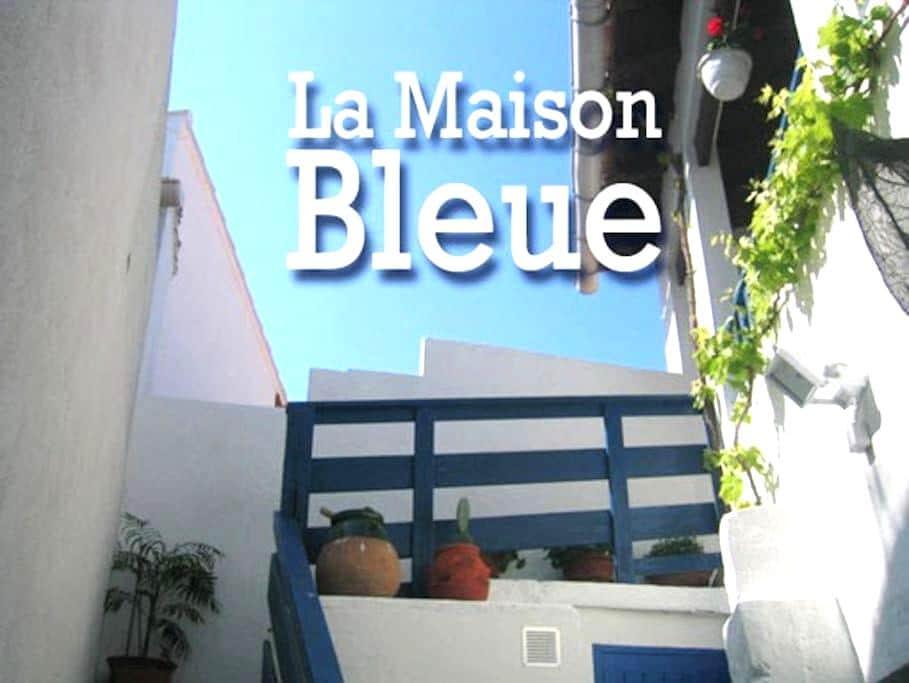 La Maison Bleue - Saintes-Maries-de-la-Mer - Wohnung