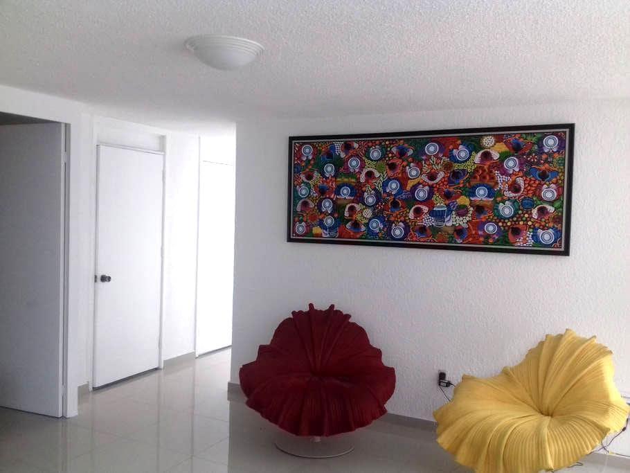 Room near from Chapultepec - Mexiko-Stadt