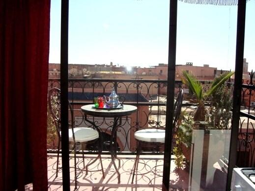 Marrakech Cheap Rental Studio