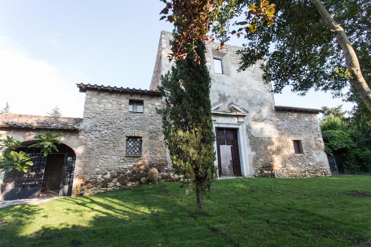 "Historic house ""Conventino"" Mentana"
