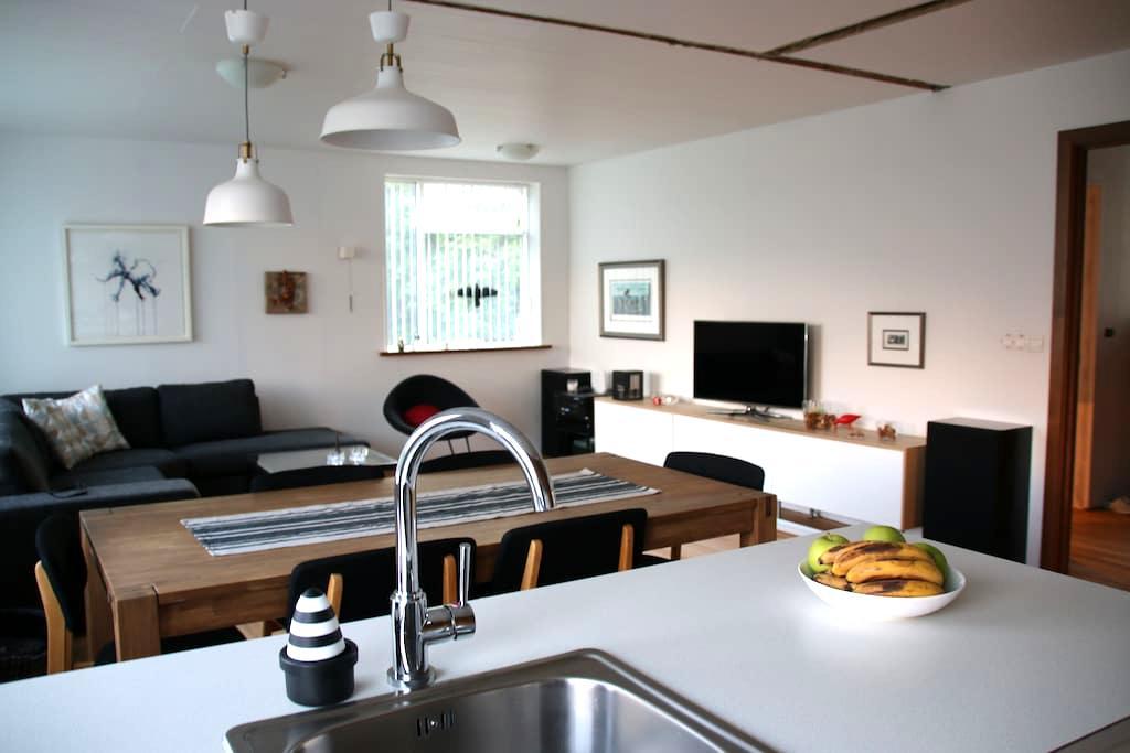 Nice one floor villa - Reyðarfjörður - 獨棟