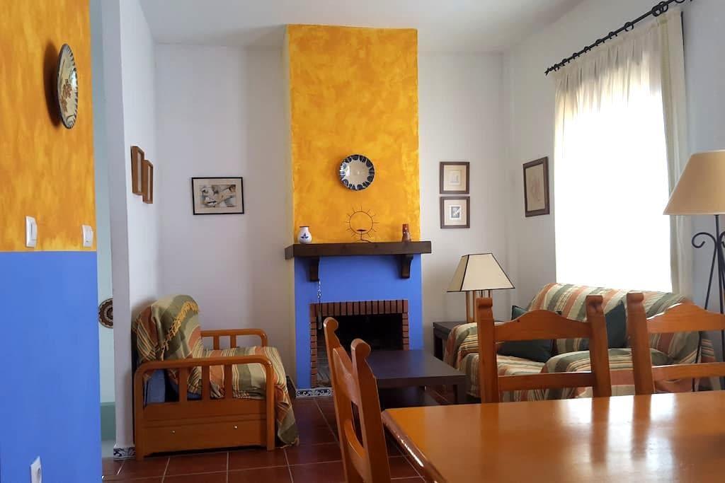 Casa Trinidad las mejores (URL HIDDEN) - Benaocaz - Casa