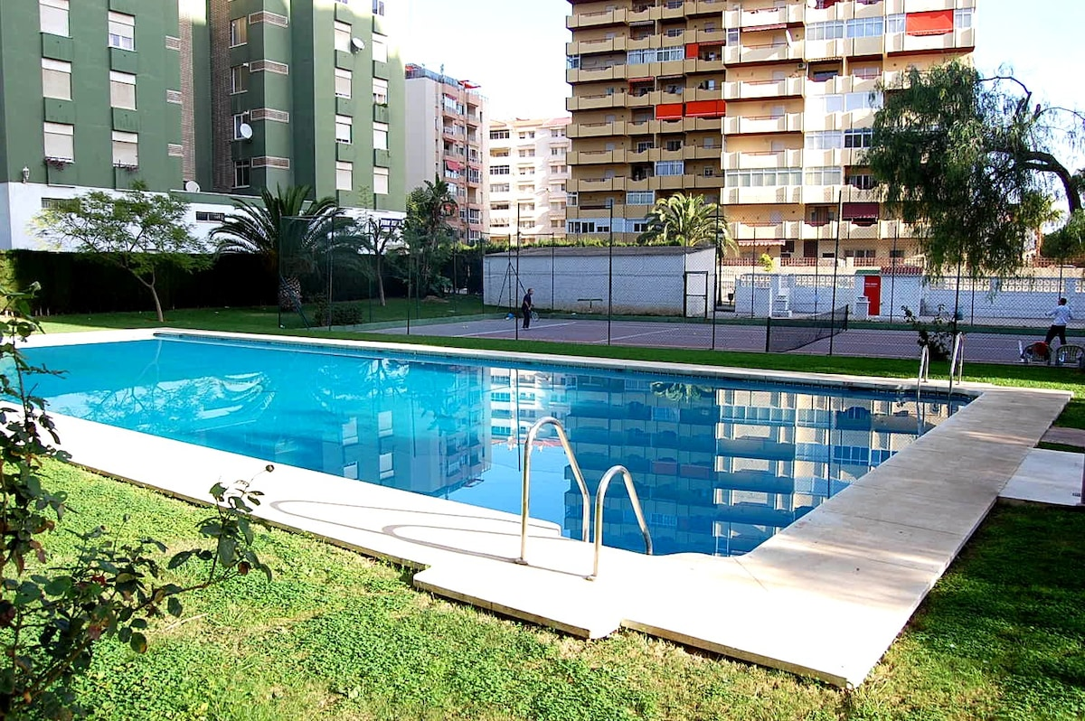 [317] Great flat with huge pool
