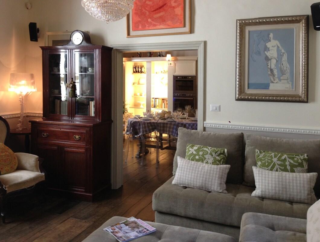 Elegant Home in Centre of Spoleto
