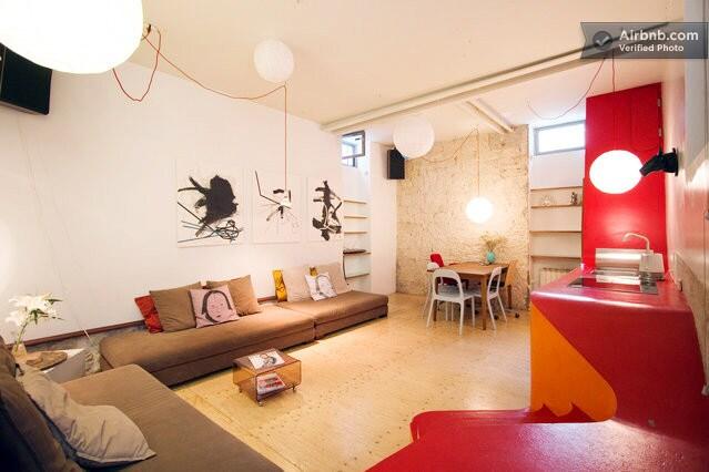Lot´s of space / design duplex