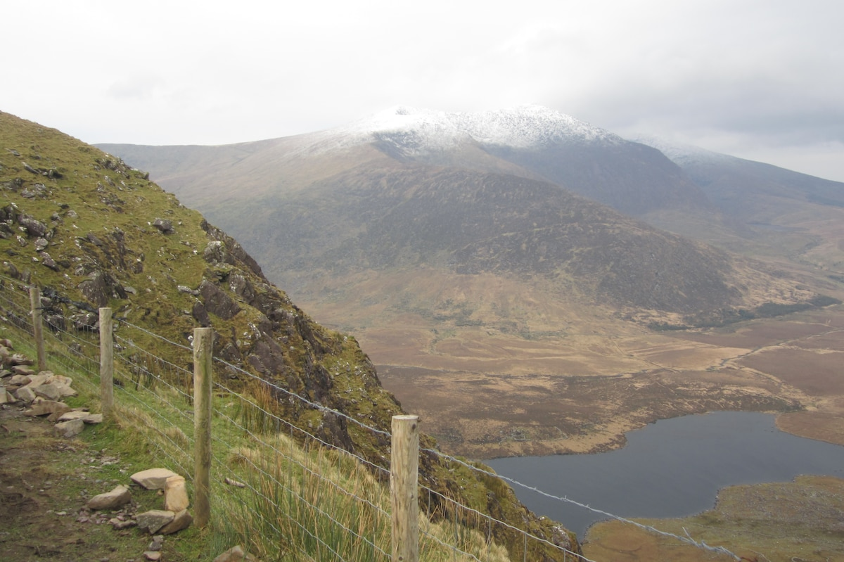 the mighty Conor pass