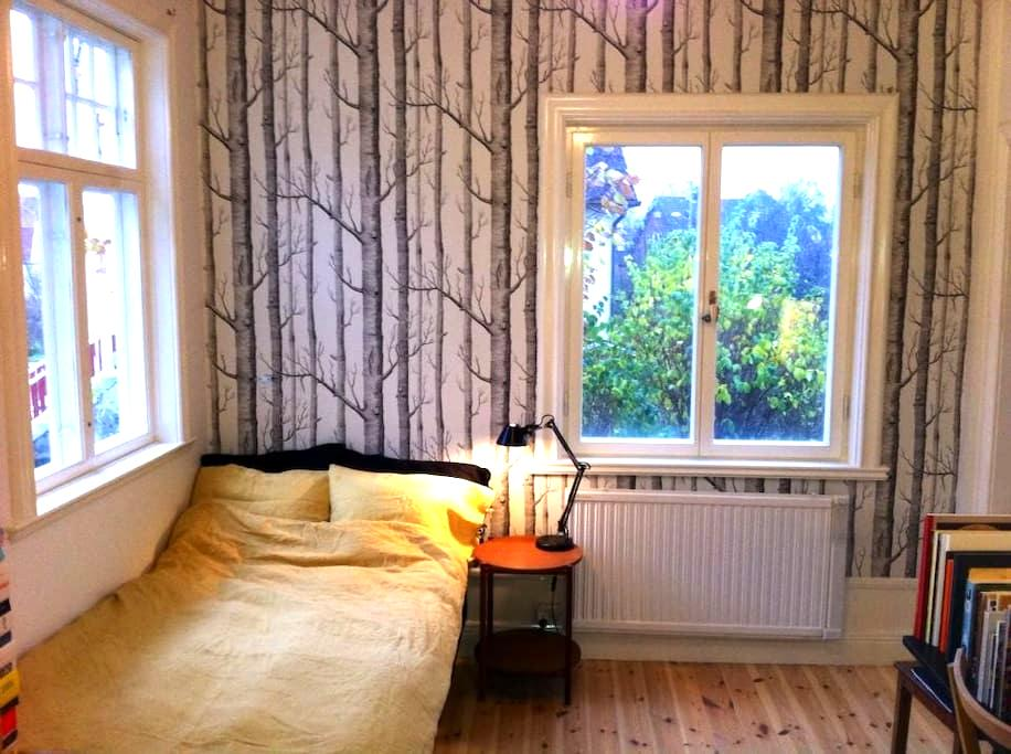 Room close to Stockholmsmässan and Stockholm city - Stoccolma - Casa