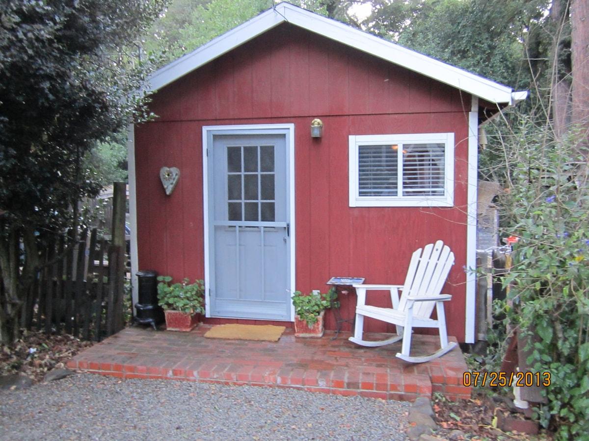 Cute Cabin In Santa Cruz Mountains   Cabins For Rent In Soquel, California,  United States