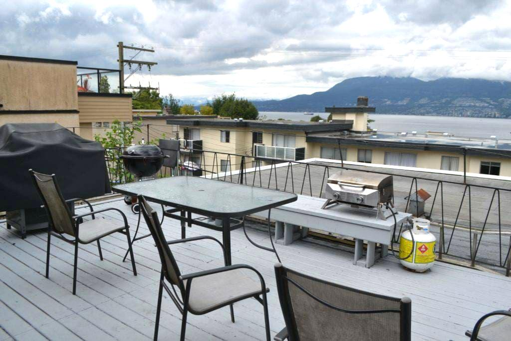 2 Bedroom in the Heart of Kits - Vancouver - Daire