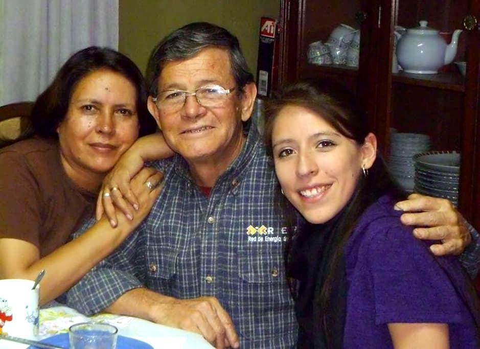 Adela y Manuel - 2 - Arequipa - Casa