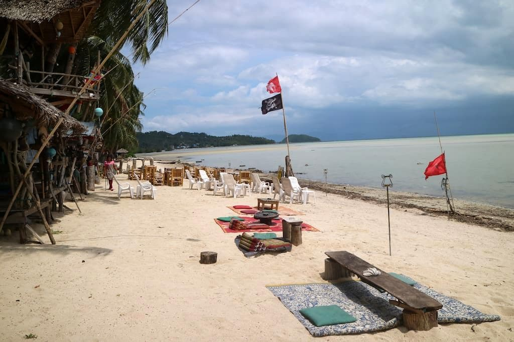 Freeway Bungalow 4 - Chill Out on the Beach - Hin kong - Bungalow