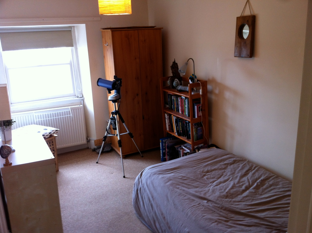 Bedroom 1, suitable for single occupant