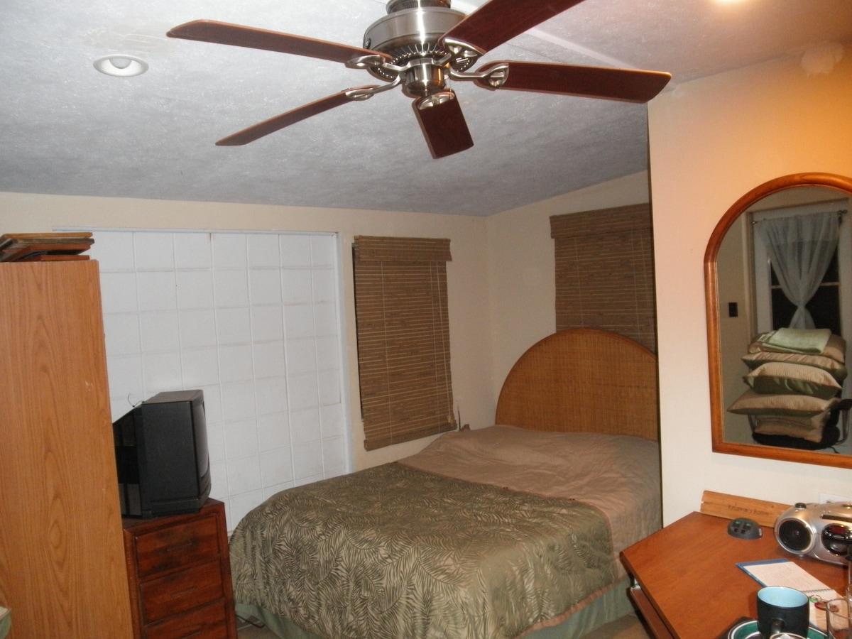 Kalawai's room and Kalawai's Hale