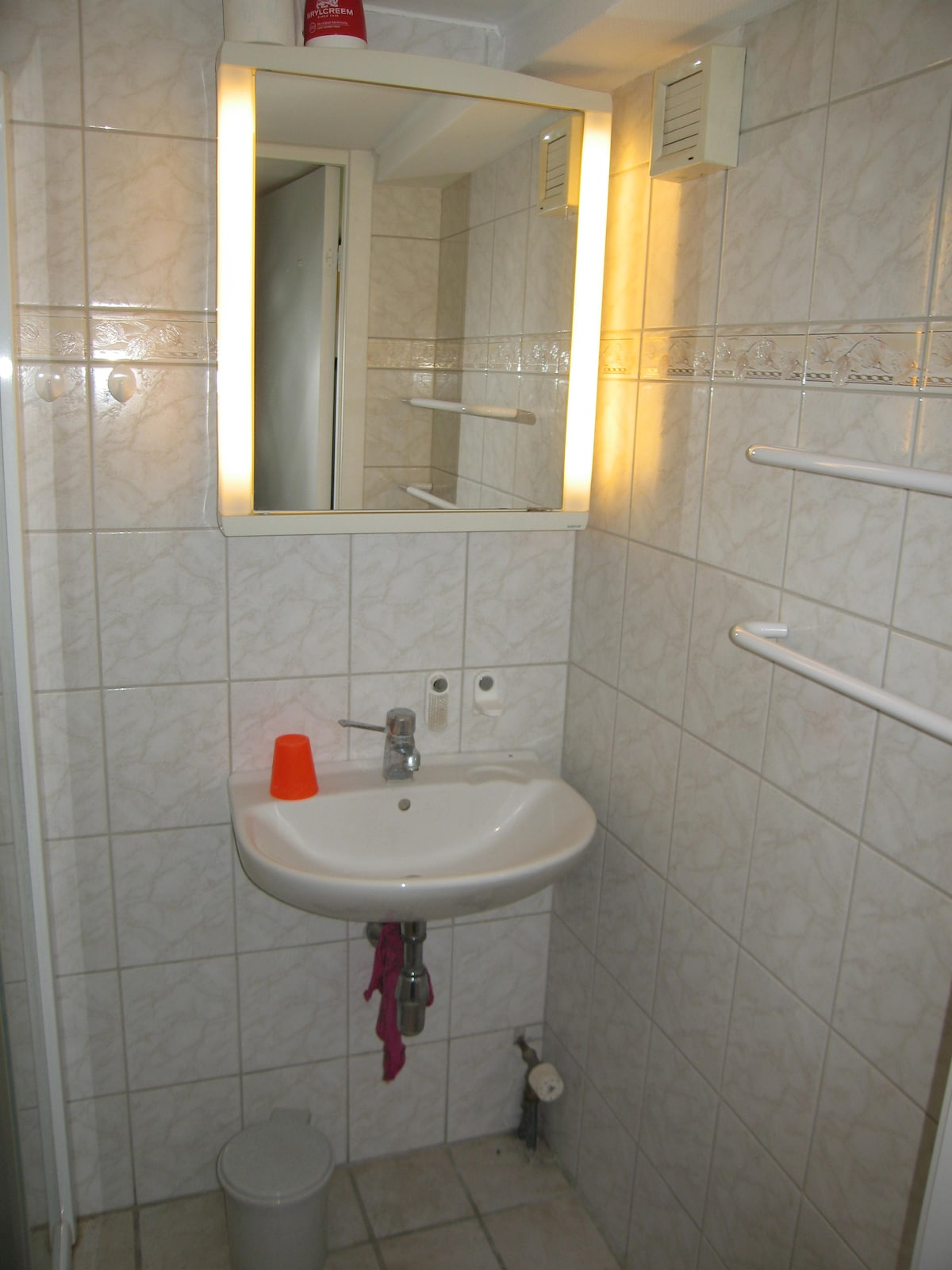 Comfortable room, close to airport