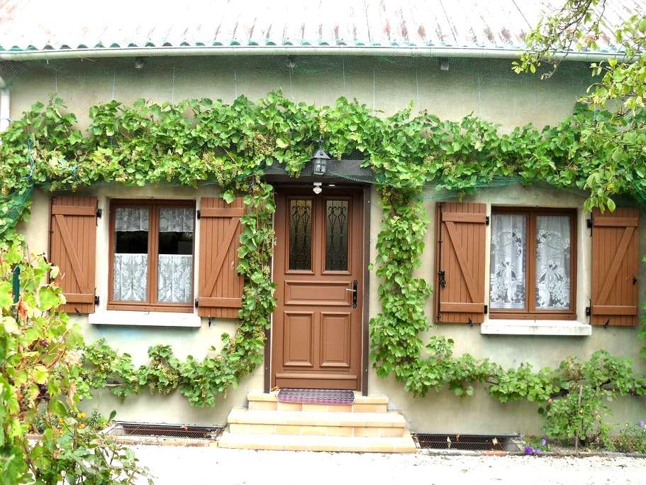 """maison individuelle """"Domaine du Couldoux"""" - Saint-Lyé - Отпускное жилье"""