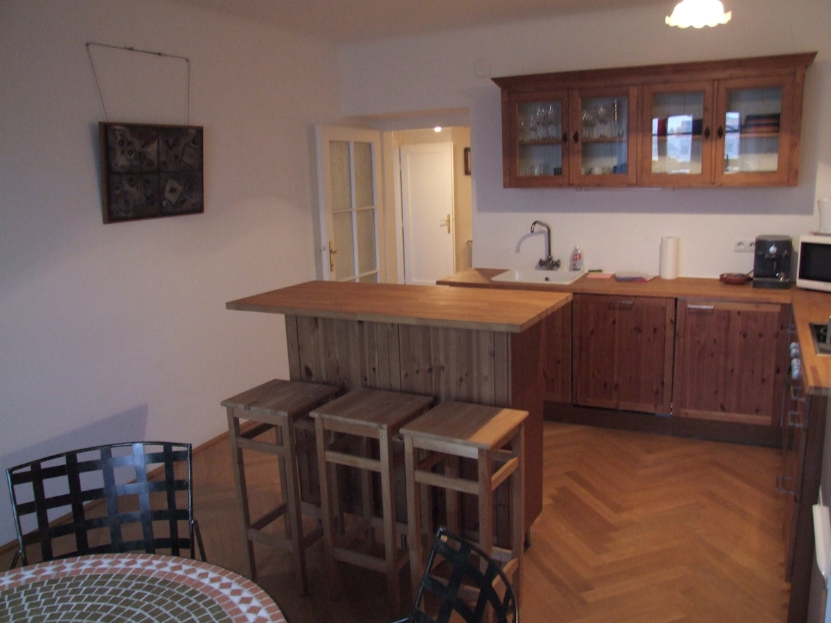dining - bar- kitchen