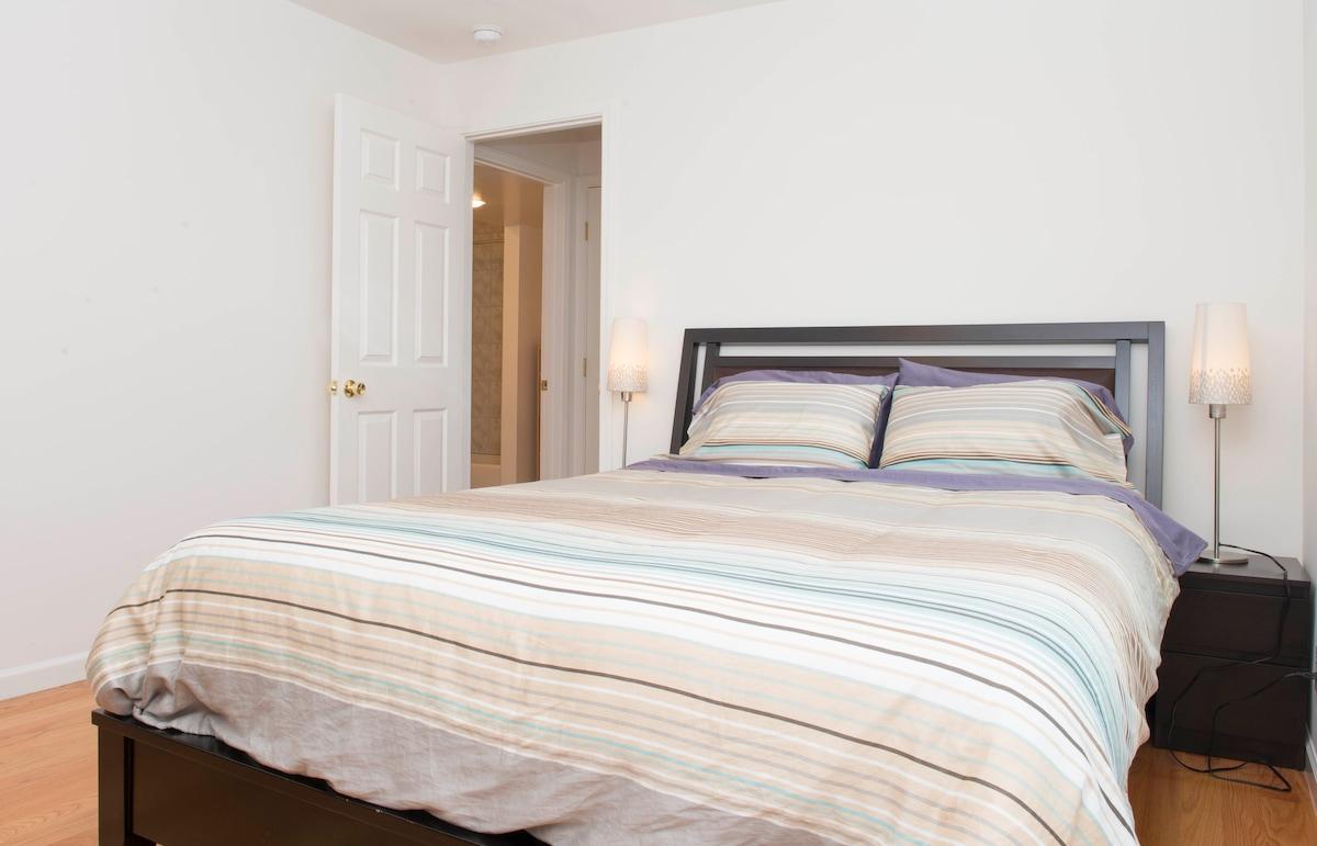 Bright 1 bed room 1 bath flat
