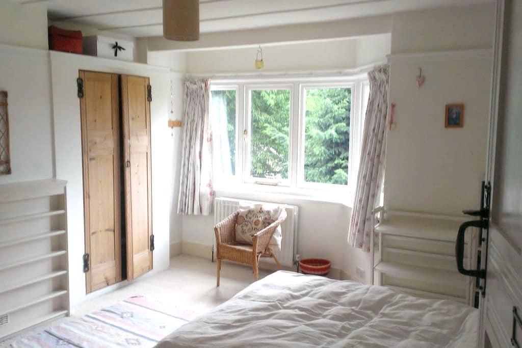 Double room WB Studios 3 miles - Kings Langley - Bed & Breakfast