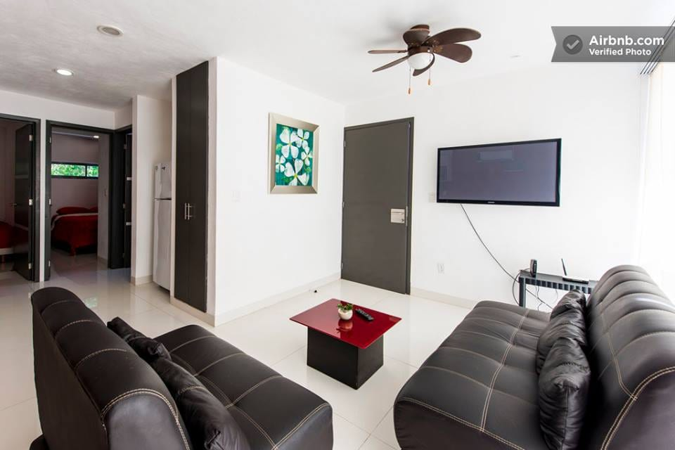 Apartment for rent Playa del Carmen