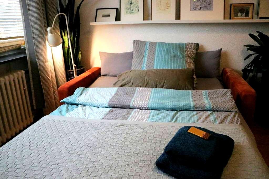 Dein Schlafplatz in bester Lage - Kiel - Lejlighed
