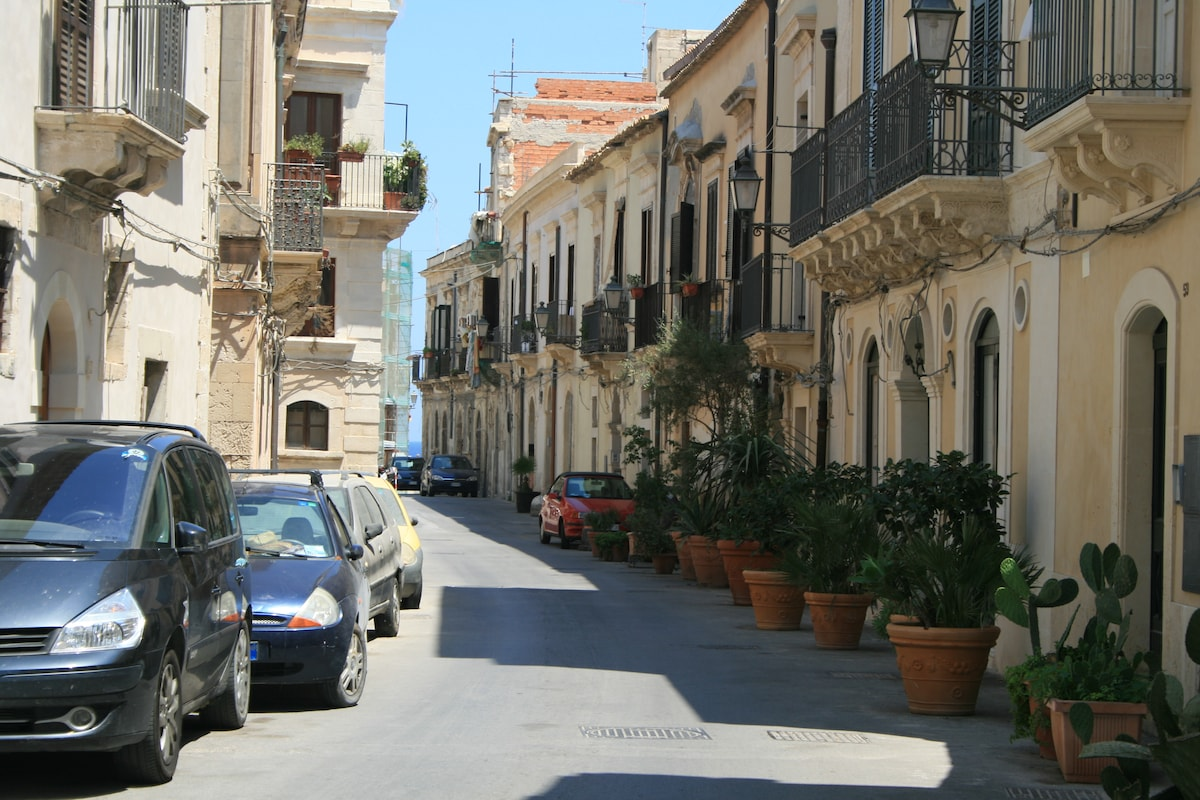 Please check out our rental in Buccheri- a beautiful medieval town that has very much to offer!