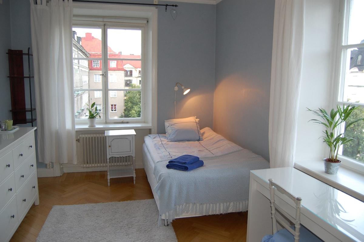 Single room-city centre of Sthlm B