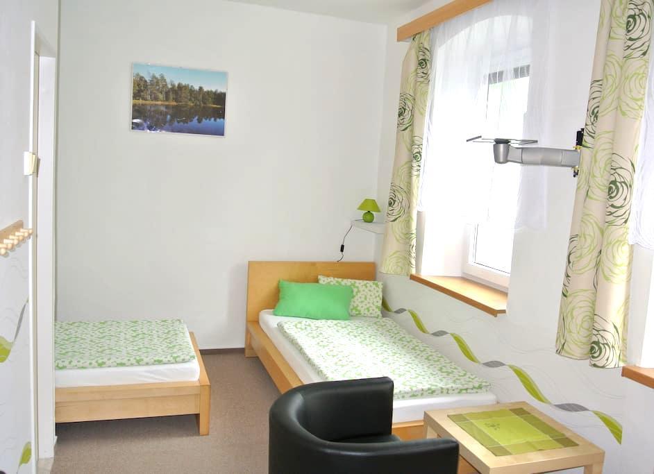 Apartmány - Růženka, apartmán č.3 - Lipová-lázně