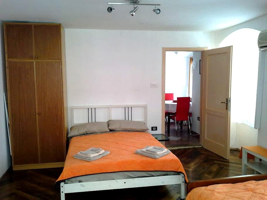 Apartment Klaudio (2-4 persons) in City Center - Rijeka - Byt