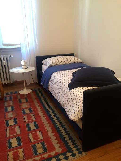 Stanza singola 10min da p.zza Erbe - Verona - Apartment