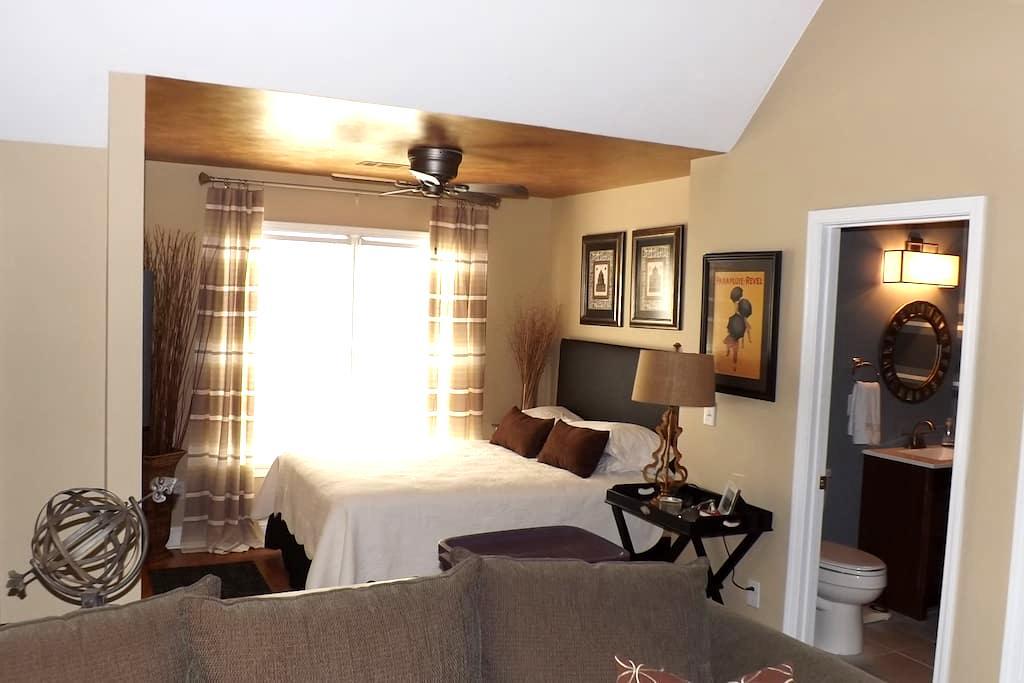 Private Bonus Room - Hoschton - Huis