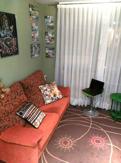 Sofá-cama  ó habitación privada - Santoña