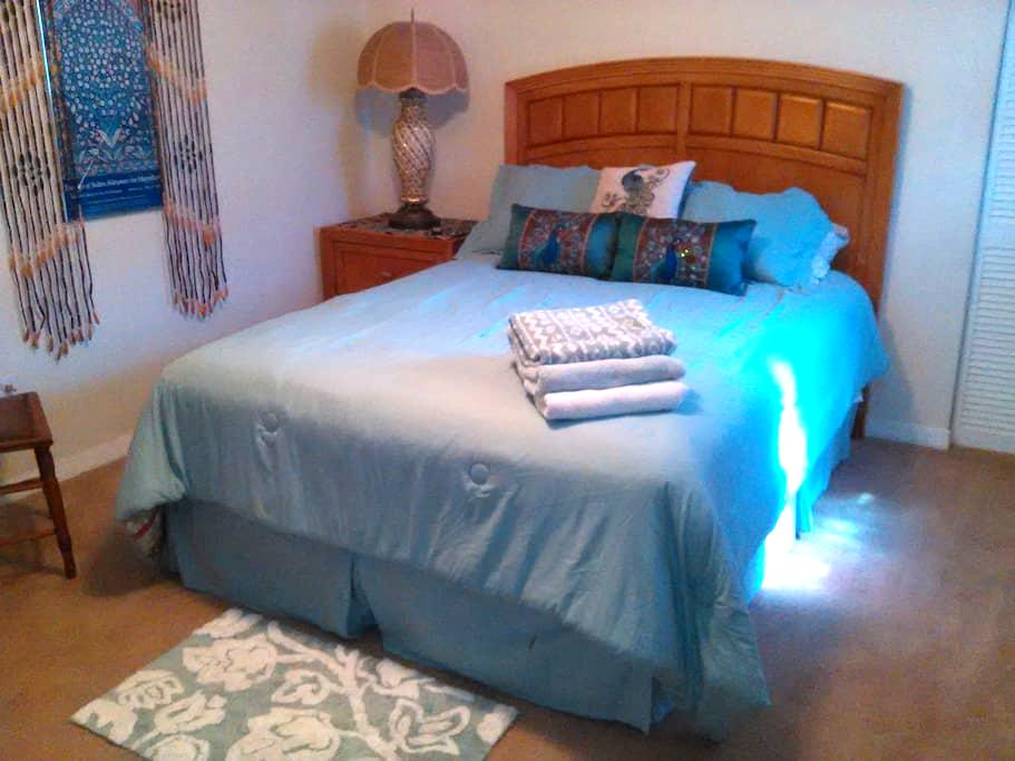 Comfy Lodging in Pinellas Park Room #1 - Pinellas Park