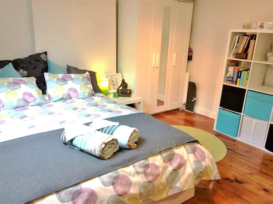 Cosy duplex with terrace in EU area - 埃特爾貝克 - 公寓