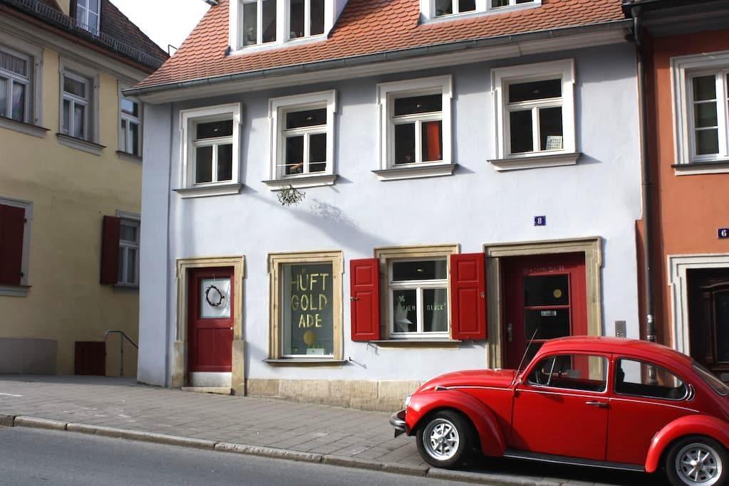 schönerferienwohnen in Bamberg  - Bamberg - Wohnung