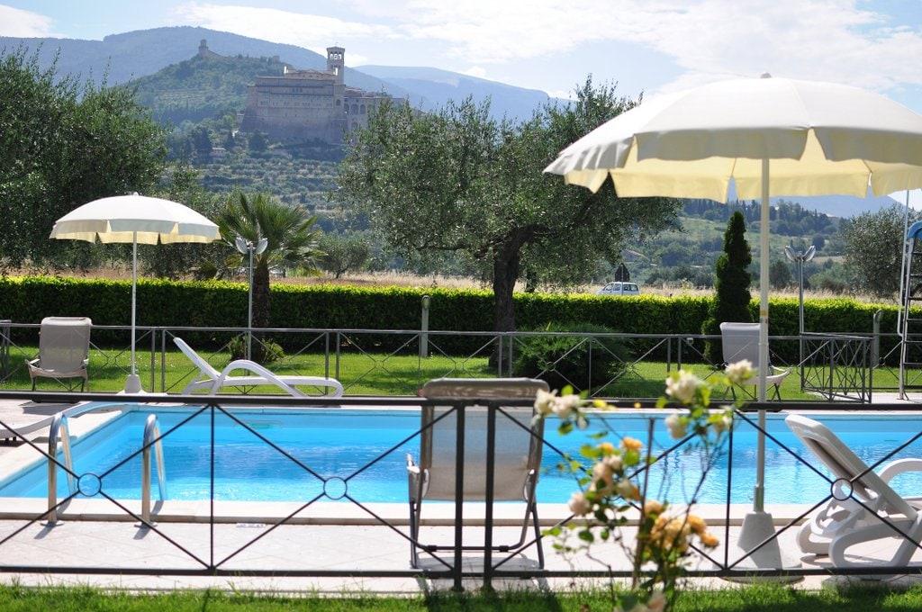 Girasole Farmhouse B&B Assisi