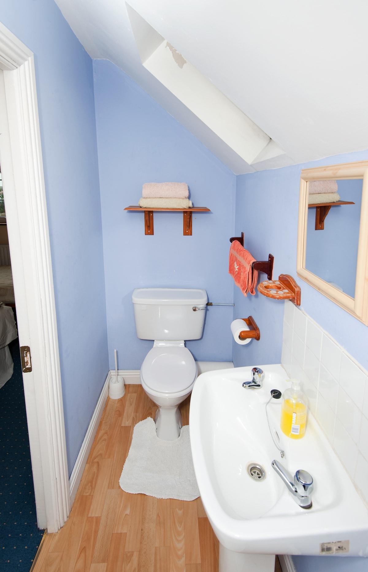 Cloghranguesthouse B&B, Double Room