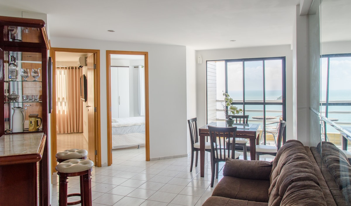 Apartment with views of the Sea