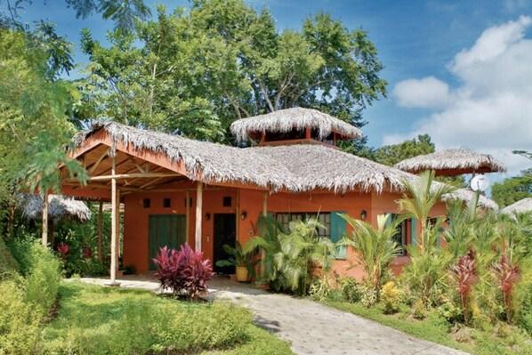 Colorful home, Private setting.