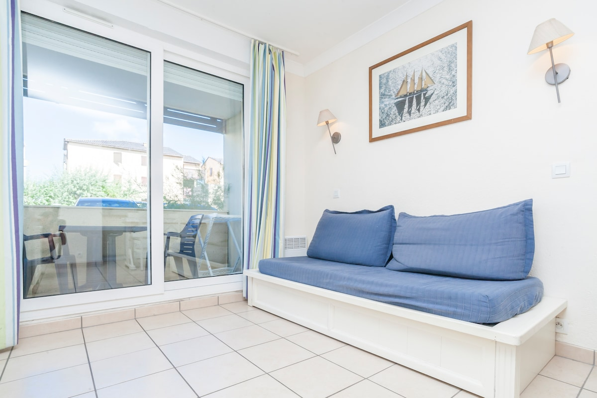 Apartment direct access to Ocean