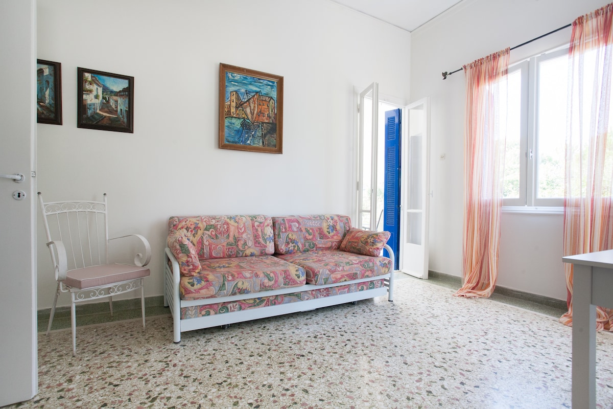 House in the center of glyfada